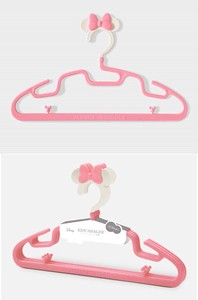 Minnie Mouse Kids Clothes Hanger Rose Set Of 3
