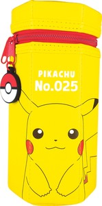 Pocket Monster Hexagon Pouch Pikachu