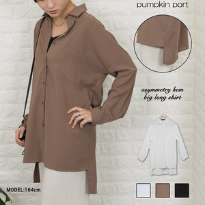 Korea Long Big Shirt
