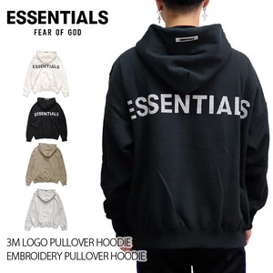 Essential Hoody Men's Long Sleeve