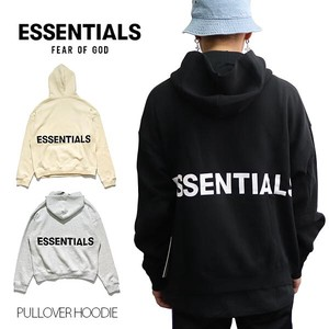 Essential HOO Hoody Men's Raised Back Long Sleeve