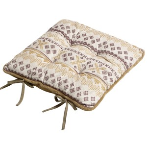 Sheet Cushion Nordic Attached A/W Beige