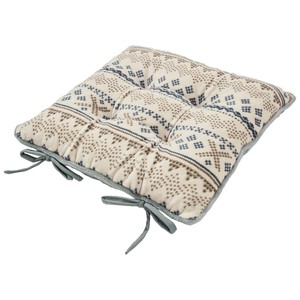 Sheet Cushion Nordic Attached A/W Gray