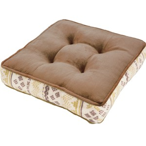 Floor Cushion Nordic Attached A/W Beige