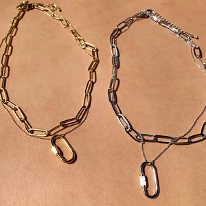 4WAY Layard Chain Necklace