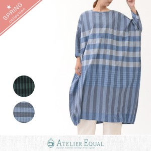 Reserved items Shearing Panel Big Dolman One-piece Dress