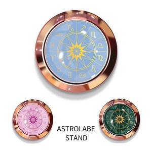 Smartphone Ring Ring Stand Ring Smartphone Stand Astro Constellation Ring Prevention Model