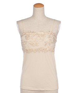 Original lame Lace Pat Race Camisole Sole