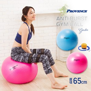 PROVENCE Gordes series / ANTI-BURST GYM BALL 65cm