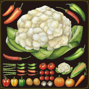 SEAL Standard Vegetable