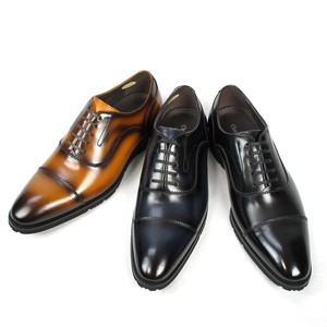 Genuine Leather Light-Weight Business Dress Shoes Squirrel