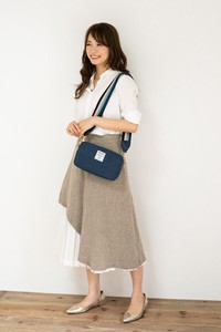 Denim Camera Shoulder Bag