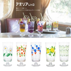 Aderia Retro Attached Glass