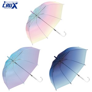 Rain 20 Milky Tone Umbrella Ladies Stick Umbrella