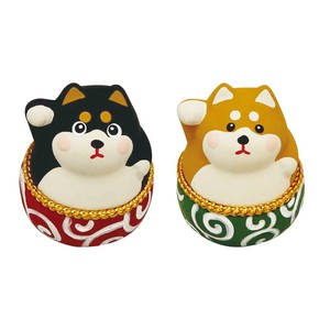 Objects and Ornaments Shiba Dog