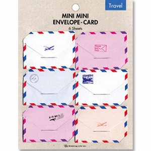 Envelope Card Set Mail