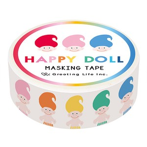 Washi Tape Happy