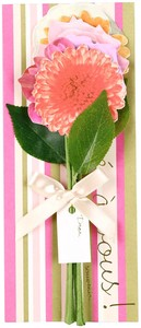 Message Gift Bouquet Assort Flower