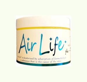AIR LIFE GEL(エアーライフ・ジェル)抗菌・防カビ消臭剤 置き型タイプ 85ml