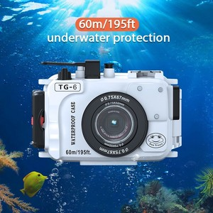 New Year Meter Camera Waterproof Zin Case Bag