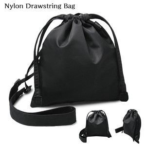 Water-Repellent Processing Nylon Pouch Bag Sacosh