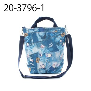 Digital Print Print Series Shoulder Tote