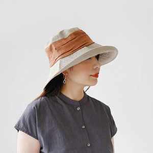 LINE Twist Closs Hat