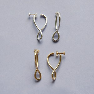 Lamp Earring Twist Hoop