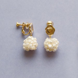 Earring Water Pearl Band