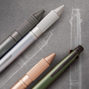 Local uni-ball Multiple Functions Ballpoint Pen Metal