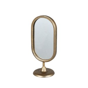 [DULTON] Table Top Mirror Oval