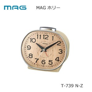 Precision Continuous Table Clock