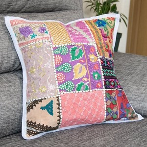 Embroidery Cushion Cover Assort