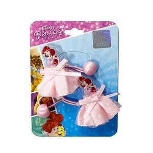 Ariel Princes Dress Clear Hair Elastic