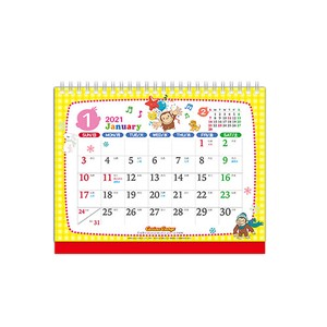 Table-top Calendar