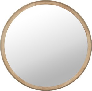 Stick Wood Wall Mirror Natural