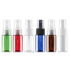 Light Shielding Plastic Bottle Spray Head Aroma Storage Container