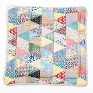 Cotton Quilt Flower Flag Series Sheet Cushion