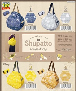 Disney Shuppatto Bag Eco Bag