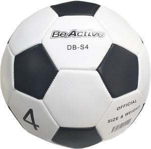 Active Synthetic Leather Soccer Good Ball Size 4