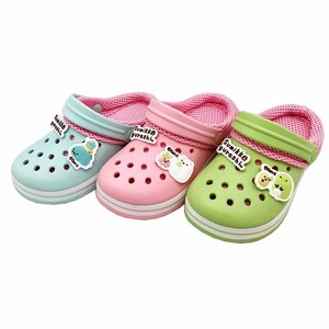 Reserved items Sumikko gurashi Mesh Kids Black Sandal 24 Pairs