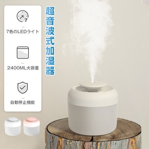 humidifier 2 Colors Small Size Firing Prevention Sterilization Steam Maximum Manual