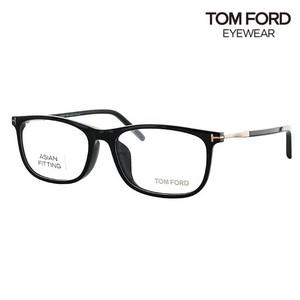 トムフォード TOMFORD メガネ 眼鏡 アジアンフィット FT5398F 001