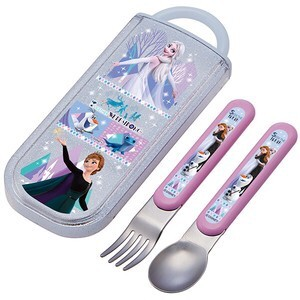 Wash In The Dishwasher Ride Combi Set Frozen Made in Japan