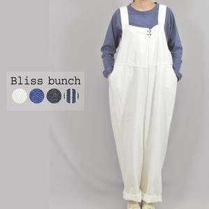[2021 New Product] Cotton Denim Front Tuck Overall