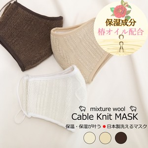 Nose wire included Cable Mask