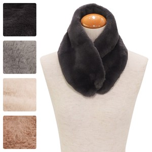 20 20 Big AL 20 Eco Fur Magnet Attached Tippet Fake Fur Scarf