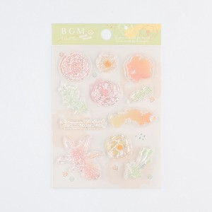 BGN Clear Stamp Garden
