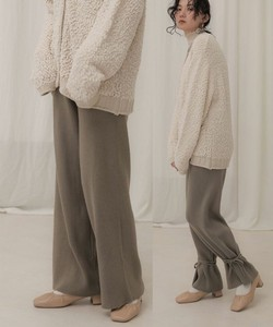 way Knitted Pants