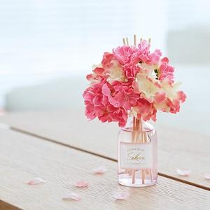 季節を彩る桜の香りのフラワーリードディフューザー【サクラCA】